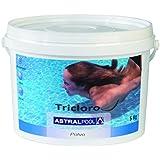 Astralpool - Tricloro En Polvo 5 Kg - Formato Cuadrado