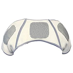 Anqeeso Selbsterhitzung Schulterwärmer, Winter Warm Schulter Schmerzlinderung Pad Schulter Wrap