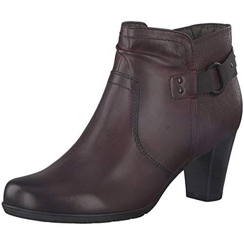 Jana Damen Stiefeletten Woms Boots 8-8-25347-21/549 rot 491532