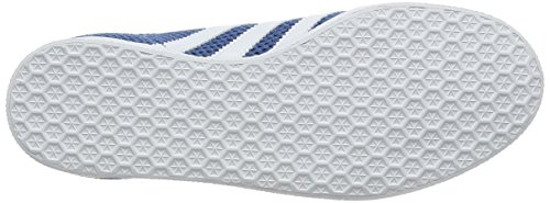 adidas Gazelle, Sneaker Unisex – Adulto Blu (Core Blue/footwear White/core Blue)