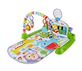 Fisher-Price Gimnasio Piano Pataditas superaprendizaje, manta de juego...