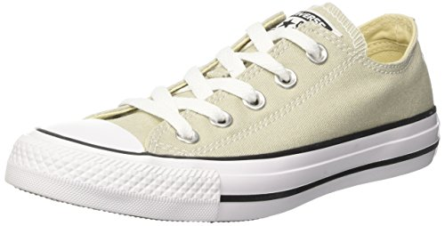 Converse Ctas Ox, Sneaker a Collo Basso Unisex – Adulto Grigio (Light Surplus)