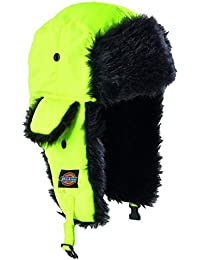 Dickies HA8017 YL Chapka haute visibilité Taille Unique Jaune