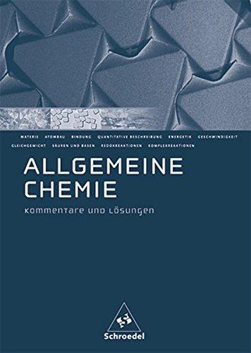 Allgemeine und Organische Chemie: Allgemeine Chemie: Lösungen