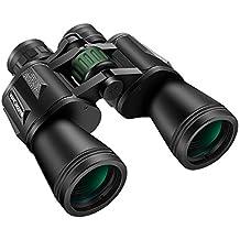 K&F Concept Prismáticos Binoculares Profesionales 10 x 50 HD con Gran Diametro Lentes para para Adultos