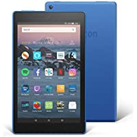 "All-New Fire HD 8 Tablet with Alexa, 8"" HD Display, 16 GB, Blue - with Special Offers"