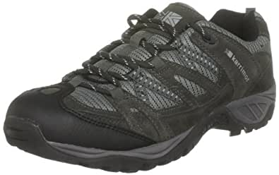 Karrimor Men's Traveller Supa Dark Grey Walking Shoe K407DGY153 8 UK