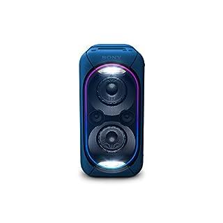 Sony GTK-XB60 One Box Party Soundsystem (Extra Bass, Bluetooth, NFC, Lichteffekte, bis zu 14 Stunden Akku)