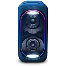 Sony GTK-XB60L Enceinte Bluetooth/NFC Extra Bass High Power - Bleu
