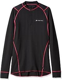 Alpine Pro Camiseta Interior Esquí Signora Antracita XL