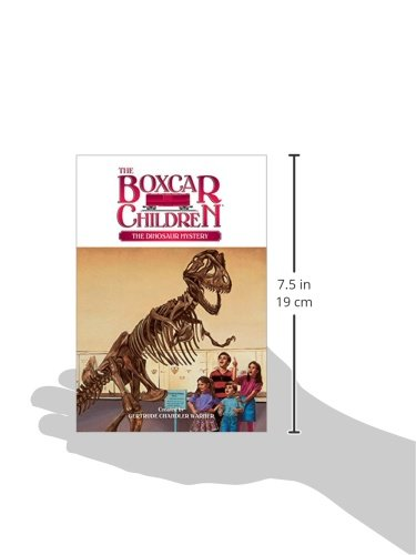 The Dinosaur Mystery (Boxcar Children Mysteries)
