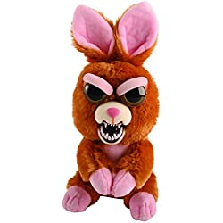 Feisty Pets-32334 Peluche Conejo, (Goliath Games 32323)