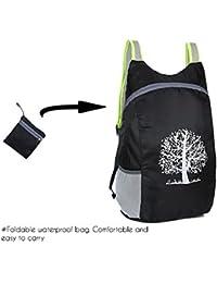 Men's Canvas Unbalance Backpack Shoulder Sling Chest/Hiking Bicycle Bag