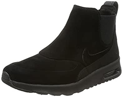 74adebf6b4 Image Unavailable. Image not available for. Colour: Nike Women's Air Max  Thea Mid Black 859550-002 ...