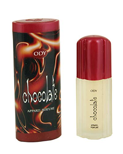 Ody Chocolate Fragrance Perfume Real Natural & Long Lasting Apparel Perfume Spray For Men, Woman & Unisex Special For Valentine's Day & Birthday Gift 25 Ml