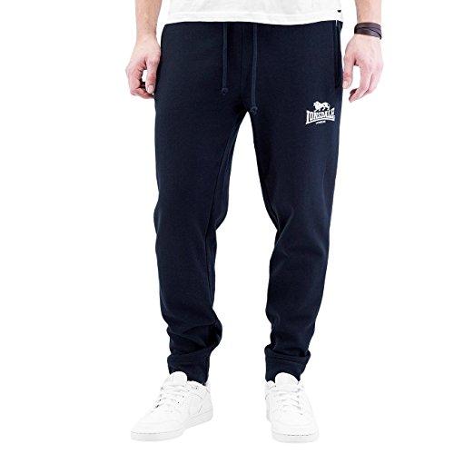 Lonsdale London Uomo Pantaloni sportivi Blacko
