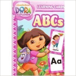 dora-the-explorer-abcs-36-learning-game-cards-by-nick-jr-nickelodeon-viacom