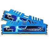 G.Skill 8GB DDR3-1600 RipjawsX 8GB DDR3 1600MHz memoria