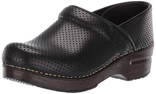 Dansko Women's Perfed Pro Clog (Dansko Leder Schuhe)