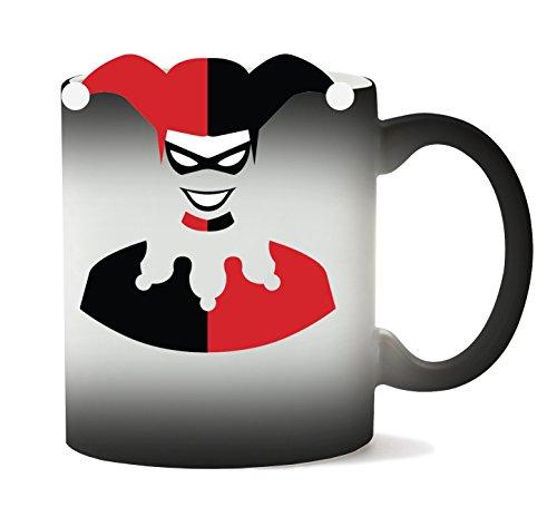 MugWorld Joker Minimal Taza Calor Cambio De Color