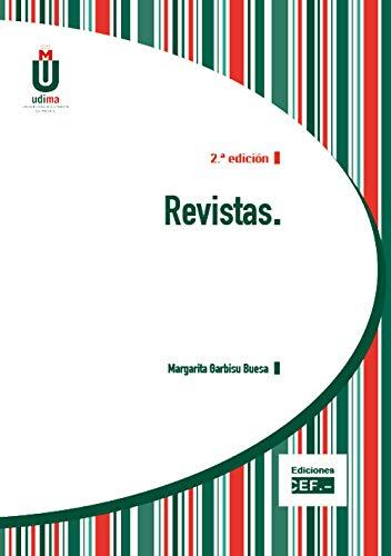 Revistas por Margarita Garbisu Buesa