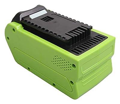 PATONA Power Akku kompatibel für Greenworks 20302 2601402 2601102 29472 29282 29727 40V / 4000mAh