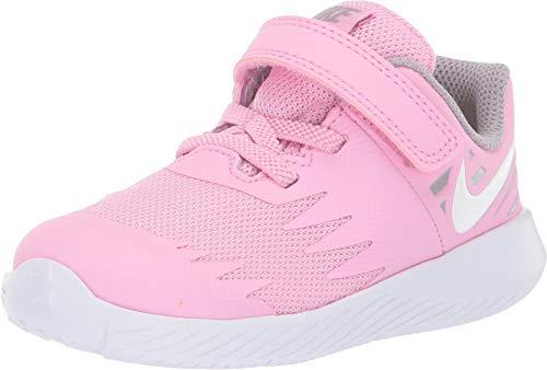 Zapatillas para niña, Color Rosa, Marca NIKE, Modelo Zapatillas para Niña NIKE Star Runner TDV Rosa...