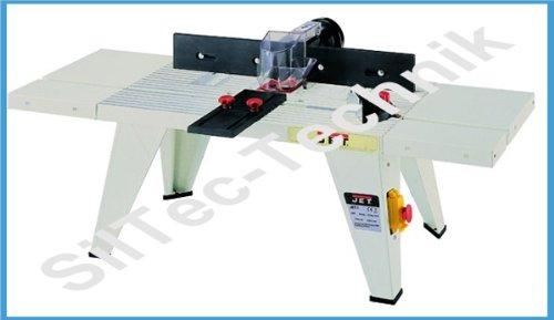 JET JTR1 Werkbank für Fräsmaschine Bosch, Makita, Einhell, Valex, Universal