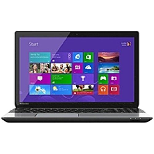 Toshiba Satellite L55-A5284 15.6-inch Laptop (1.8 GHz Intel Core i5-3337U Processor, 8GB DIMM, 750GB HDD, Windows 8) Mercury Silver image