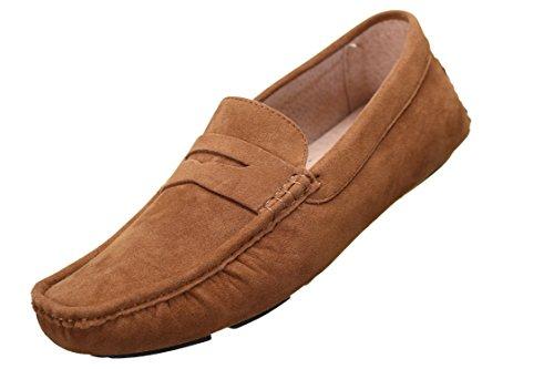 Reservoir Shoes - Mocassin Raul Camel Beige