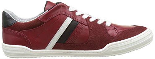 Kickers Jexprime, Baskets Basses Homme Rouge (Rouge)
