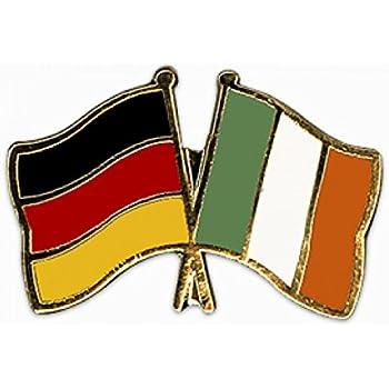 Yantec Freundschaftspin Pin Deutschland Schottland