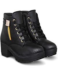 7ececac1b3852 Boots For Women: Buy Womens Boots online at best prices in India ...