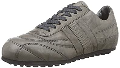 Bikkembergs 641127, Sneakers Basses Mixte Adulte - Gris - Gris, Taille 37 EU
