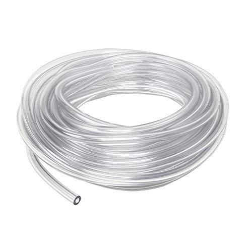 PVC-Schlauch für Windschutzscheibe, Schlauch PVC, 6 mm Innendurchmesser, 1/4 Zoll -