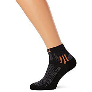 X-Socks Erwachsene Funktionssocken Run Speed Two