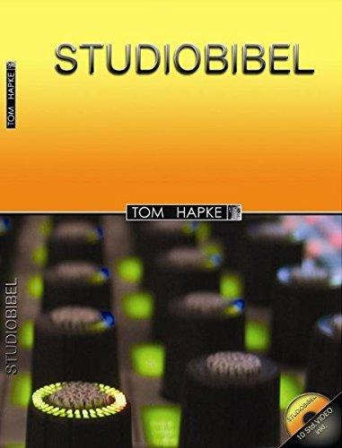 Die Studiobibel - 4 DVDs + Buch