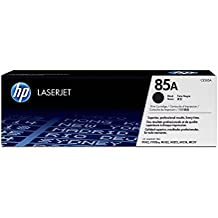 HP 85 - Cartucho de tóner Original HP 85A Negro para HP Laserjet PRO P1102, P1102w, M1132, M1212, M1214, M1217