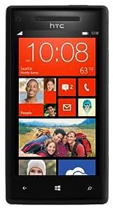 HTC 8X Windows Phone 8 UK Sim Free Smartphone - Black