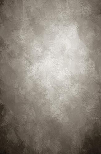 WaW 2x2.9m Fotografie Stoffhintergründe Grau Abstrakt Textur Fotohintergrund fotostudio für Porträt