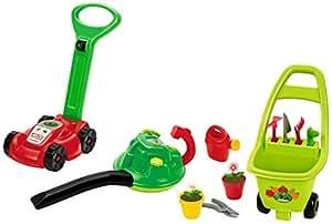 Ecoiffier 584 dalla attrezzi da giardino per bambini - Attrezzi da giardino per bambini ...