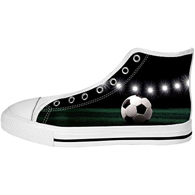 Custom sport calcio Men's Canvas scarpe shoes I lacci delle scarpe Canvas in Blto sopra le scarpe da ginnastica di scarpe scarpe...  Parent 27b792
