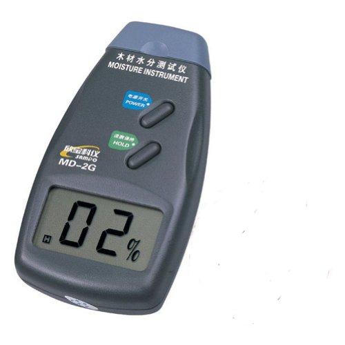 Display Feuchtigkeit MD-2G LCD Generic Dampfdetektor Gips Holz für Wohnwagen Boot Messgerät für Holz Faser- und Wände Putz