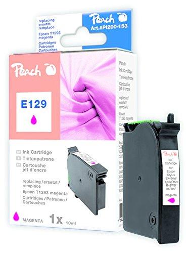 Preisvergleich Produktbild Peach Tintenpatrone magenta kompatibel zu Epson T129T1293