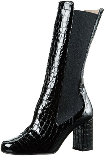 Paco Gil Damen P3150 Chelsea Boots Schwarz (nero)