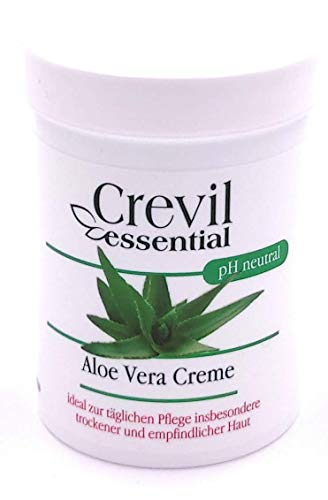 Crevil essential Aloe Vera Creme ph, ph neutral, 150ml
