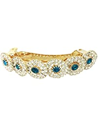 Accessher Designer Studded Back Hair Clip Hair Barrette Hair Pin Hair Accessories For Women