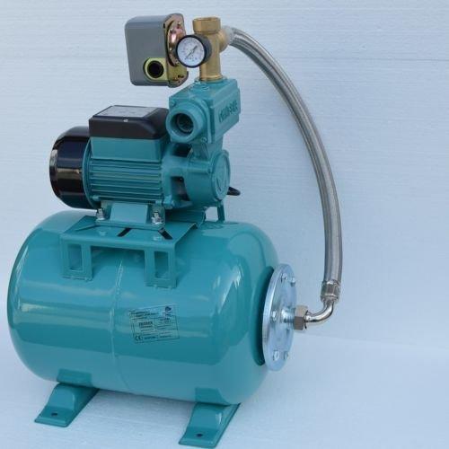 TOP! 24L pompa acquedotto domestico 250W pompa acqua giardino automatica