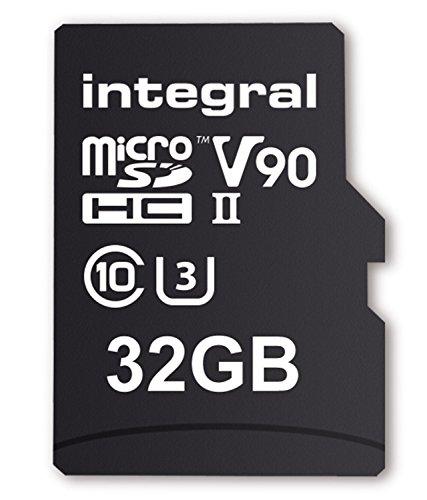 Integral UltimaPro X2UHS-II MicroSDXC Speicherkarte 32 GB