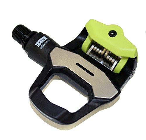 Preisvergleich Produktbild Pedale schwarz/grüns keo 2 max